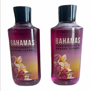 Bath Body Works Bahamas Passionfruit & Banana Gel